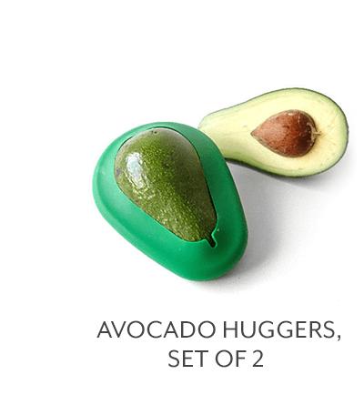 Farberware Avocado Huggers, Set of 2