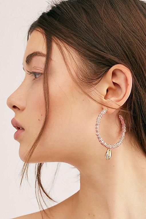 River Way Hoop Earrings