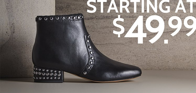 Up to 70% Off Booties You'll Always Reach For