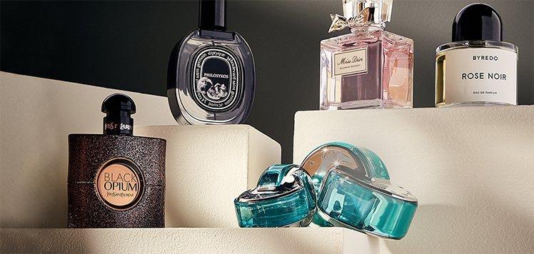 Hermès to Clive Christian Designer Fragrances