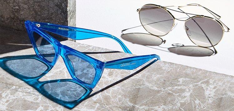 Aviator to Cat-Eye Sunglasses