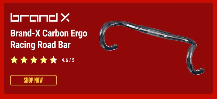 Brand-X Carbon Ergo Racing Road Bar