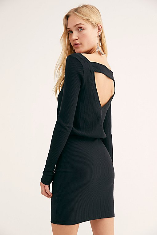 On The Rooftop Mini Dress