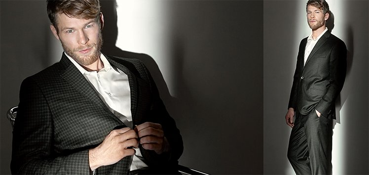 Structured Suiting With Vince Camuto