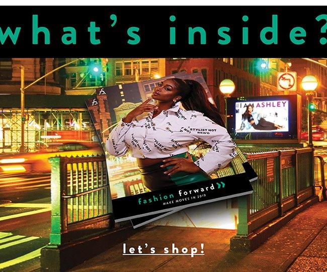 Shop the Lookbook - Shop Now