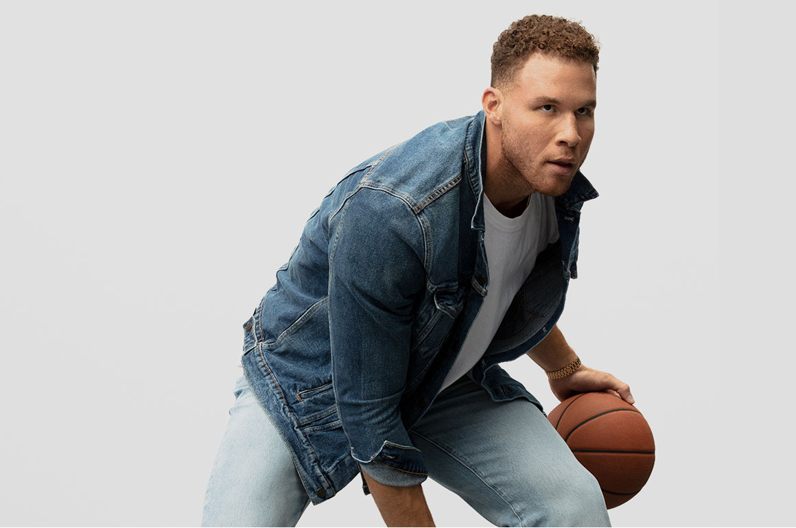 Blake Griffin in The Taper. Read about Blake.