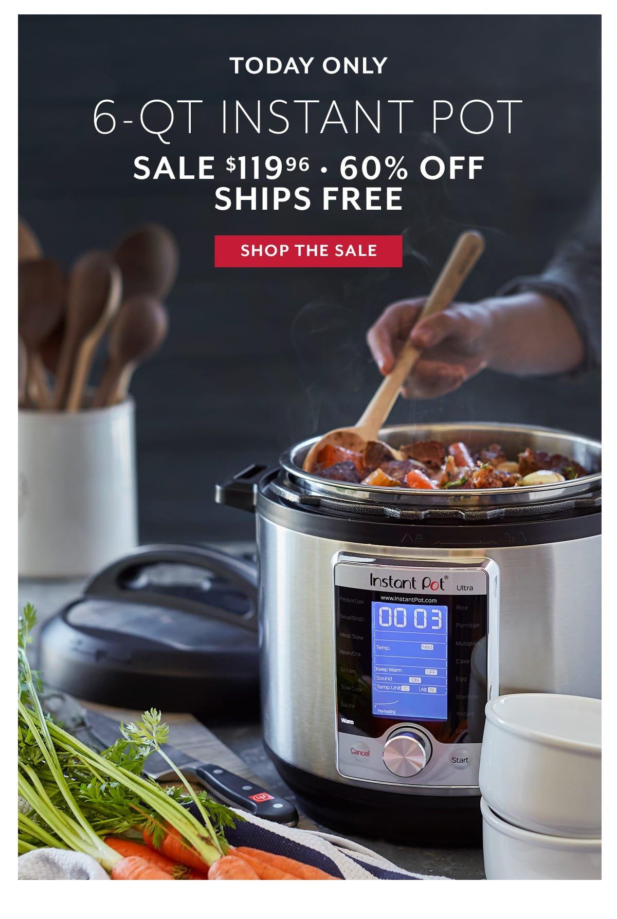 Instant Pot Sale