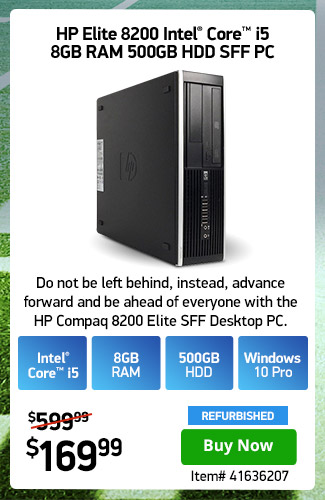 TigerDirect: Put Your Game Face On! Core i5 Desktops from