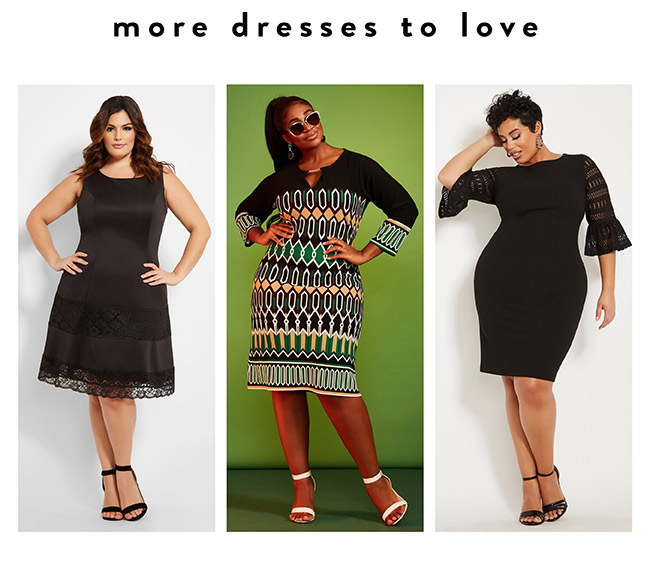 More dresses to love - Shop Now