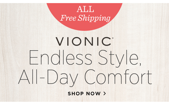 Vionic The Science of Style