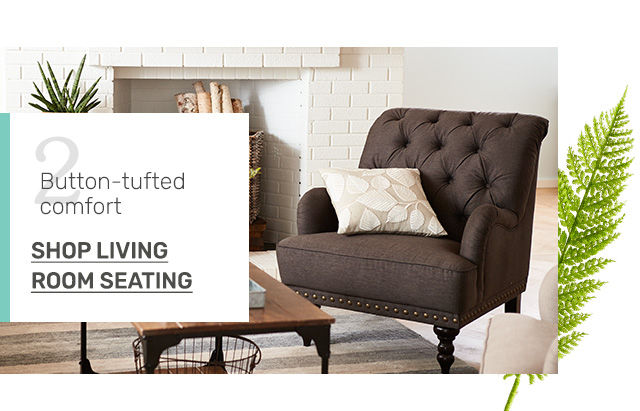 Shop living room seating.