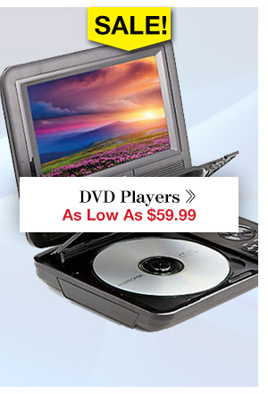 Shop DVD Players!