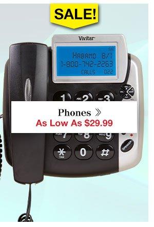 Shop Phones!