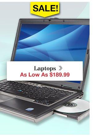 Shop Laptops!