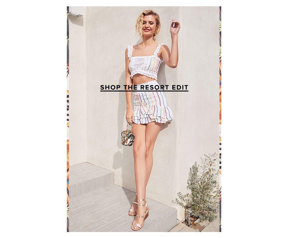 Shop the resort shop
