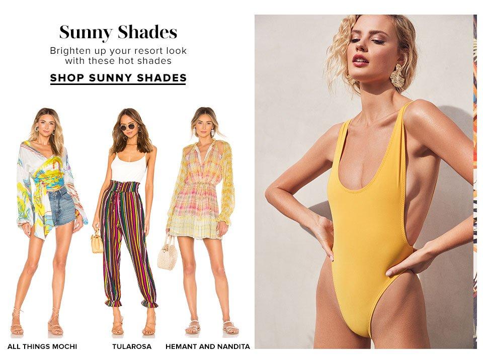 Shop Sunny Shades