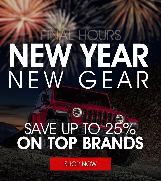 New Year New Gear Sale