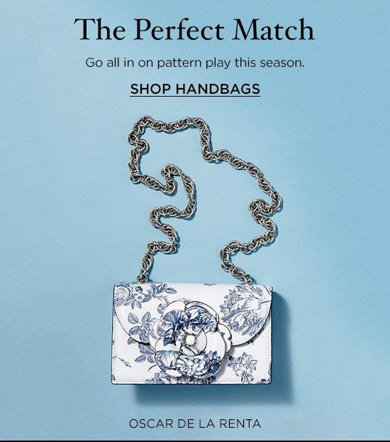 Shop Oscar de la Renta Handbags
