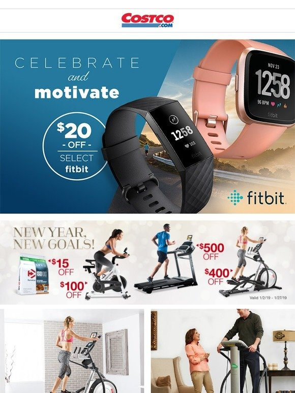 Costo Health And Fitness New Year Savings Milled