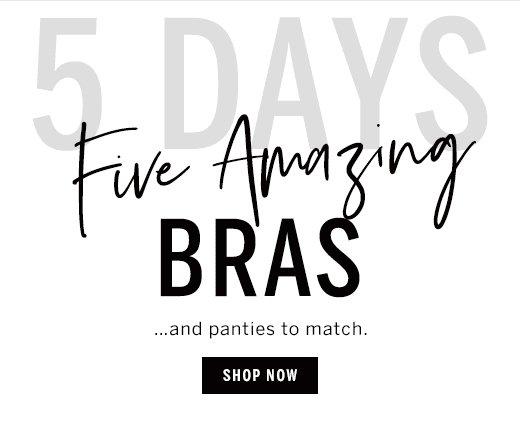 Five Amazing