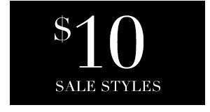 SHOP 10 SALE STYLES