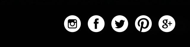 Find Us on Insagram, Facebook, Twitter, Pinterest, YouTube, Google Plus, Tumblr