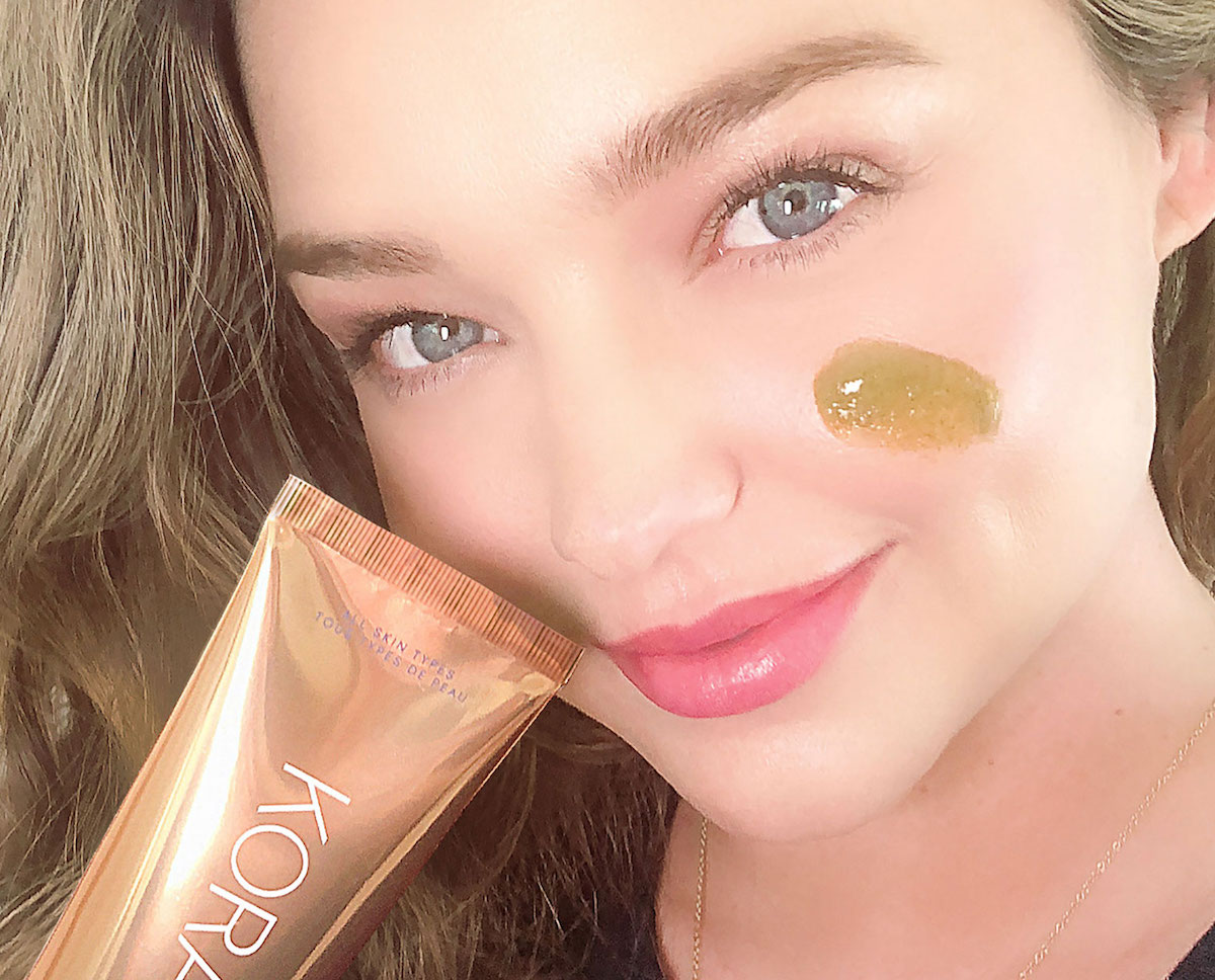 Megan Tries It: A Turmeric Skin Secret