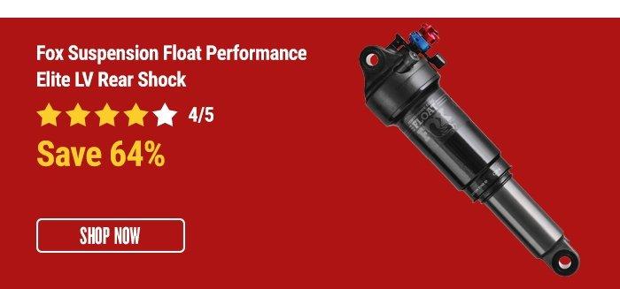 Fox Suspension Float Performance Elite LV Rear Shock