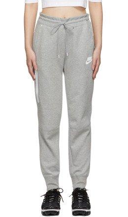 Nike - Grey Tech Fleece Lounge Pants