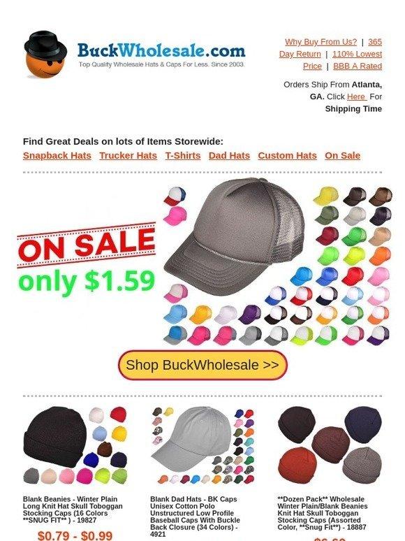 6fc3b8f6036 BuckWholesale.com  📢 Trucker Hats 2801 ON SALE 📢