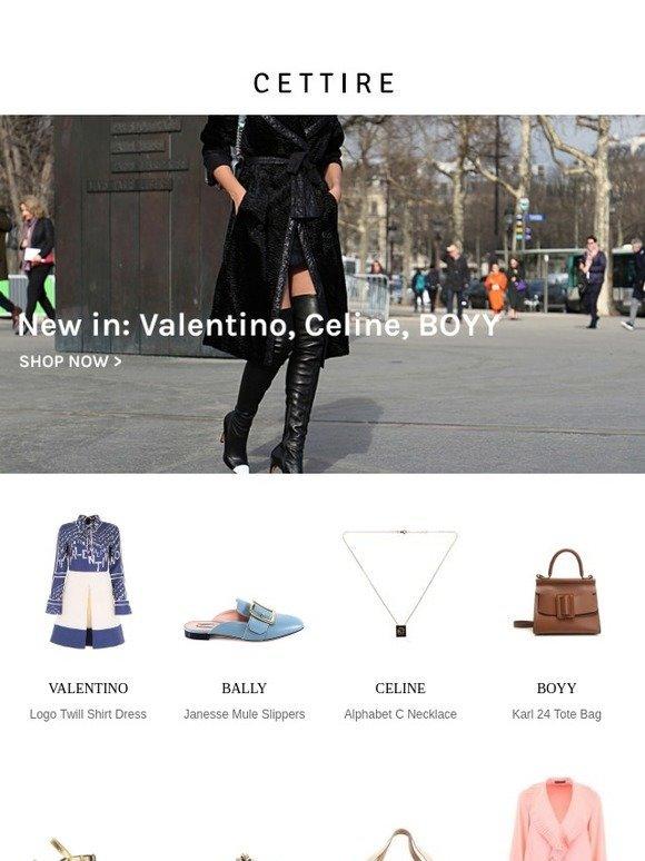 db902518ffe7 Cettire  New in  Valentino