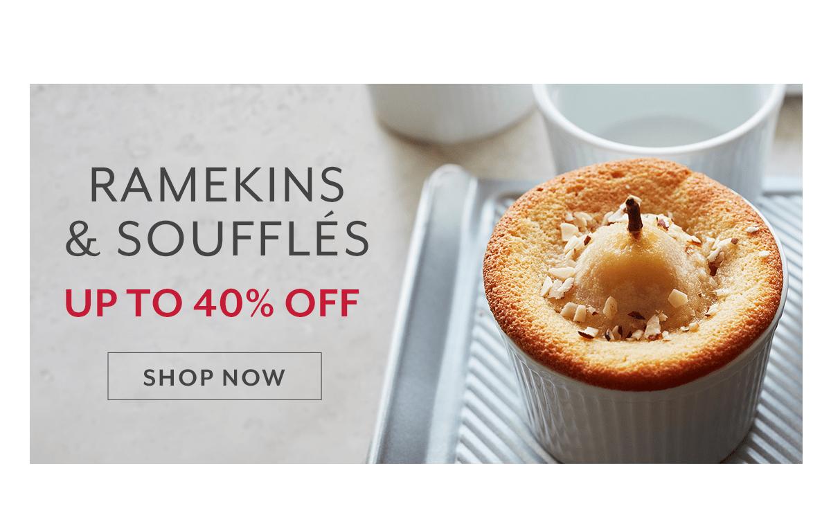 Ramekins & Soufflés