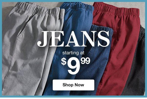 Shop Jeans!