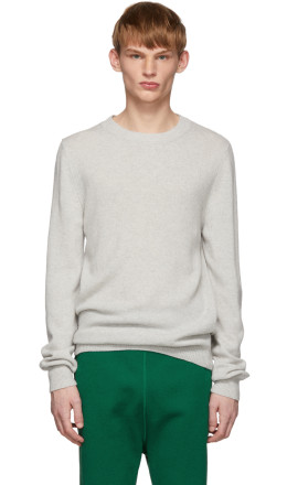 A.P.C. - Grey Colin Sweater