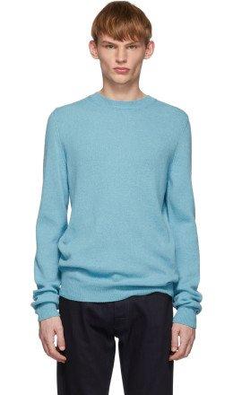 A.P.C. - Blue Colin Sweater