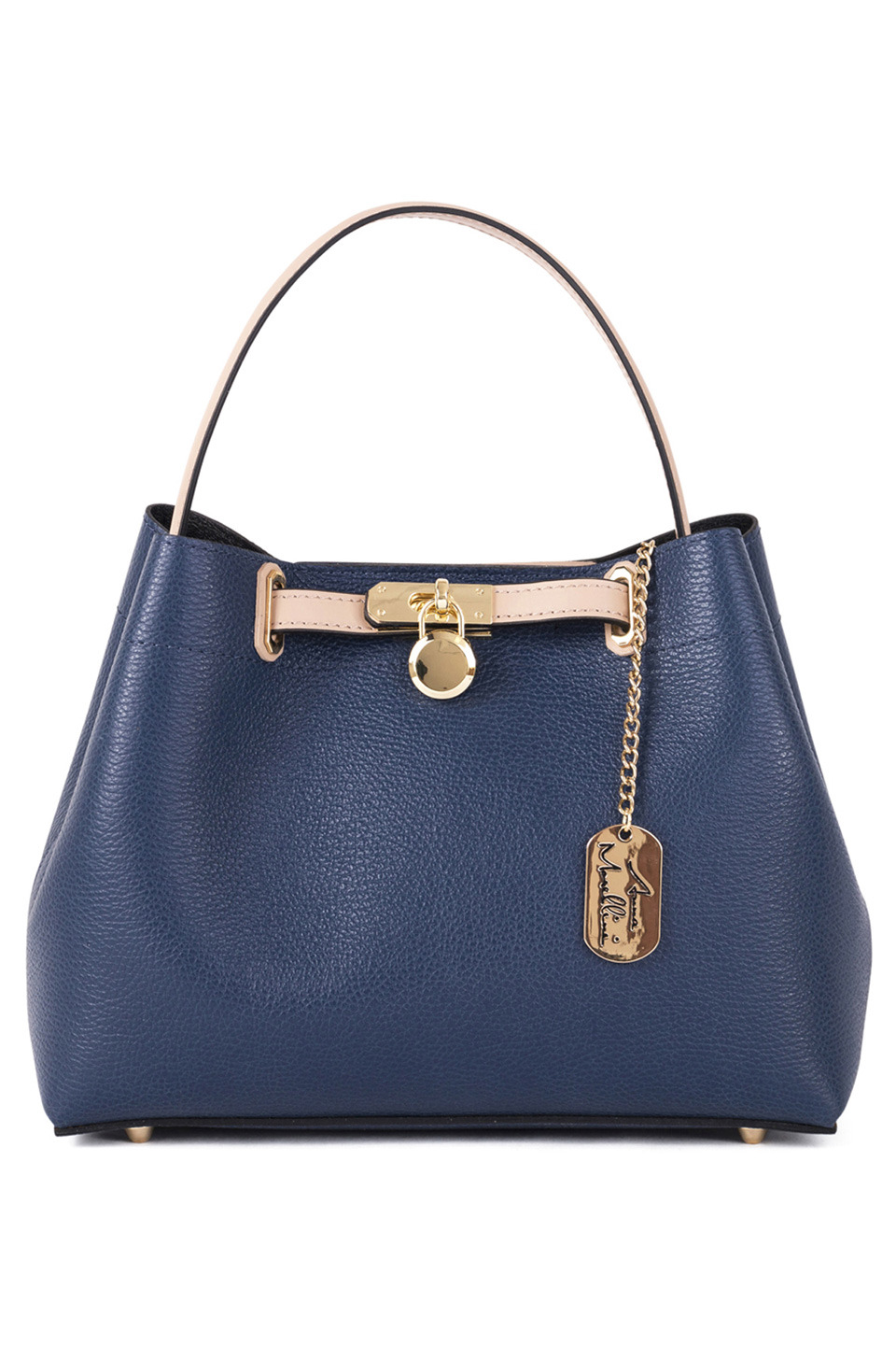 FARRAH HANDBAG IN BLUE
