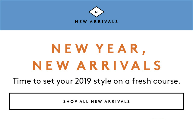 Shop these New Year additions.