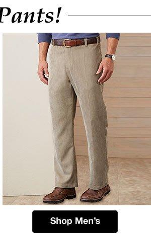 Shop Men's Pants!