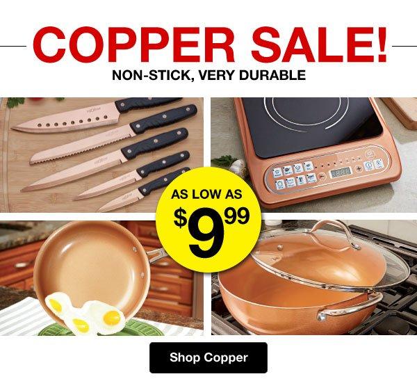 Shop Copper Sale!