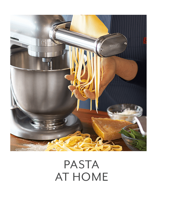 Class - Pasta at Home