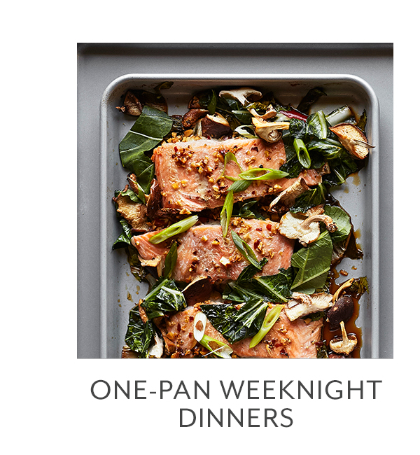 Class - One-Pan Weeknight Dinners