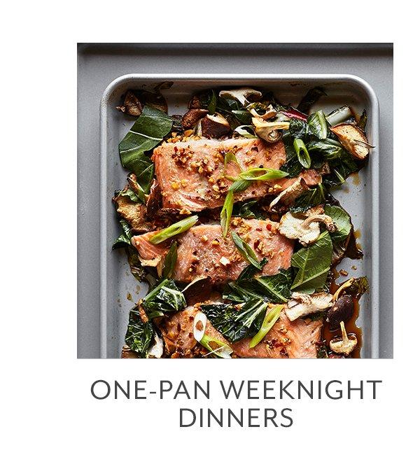 Class - One-Pan Weeknight Dinners