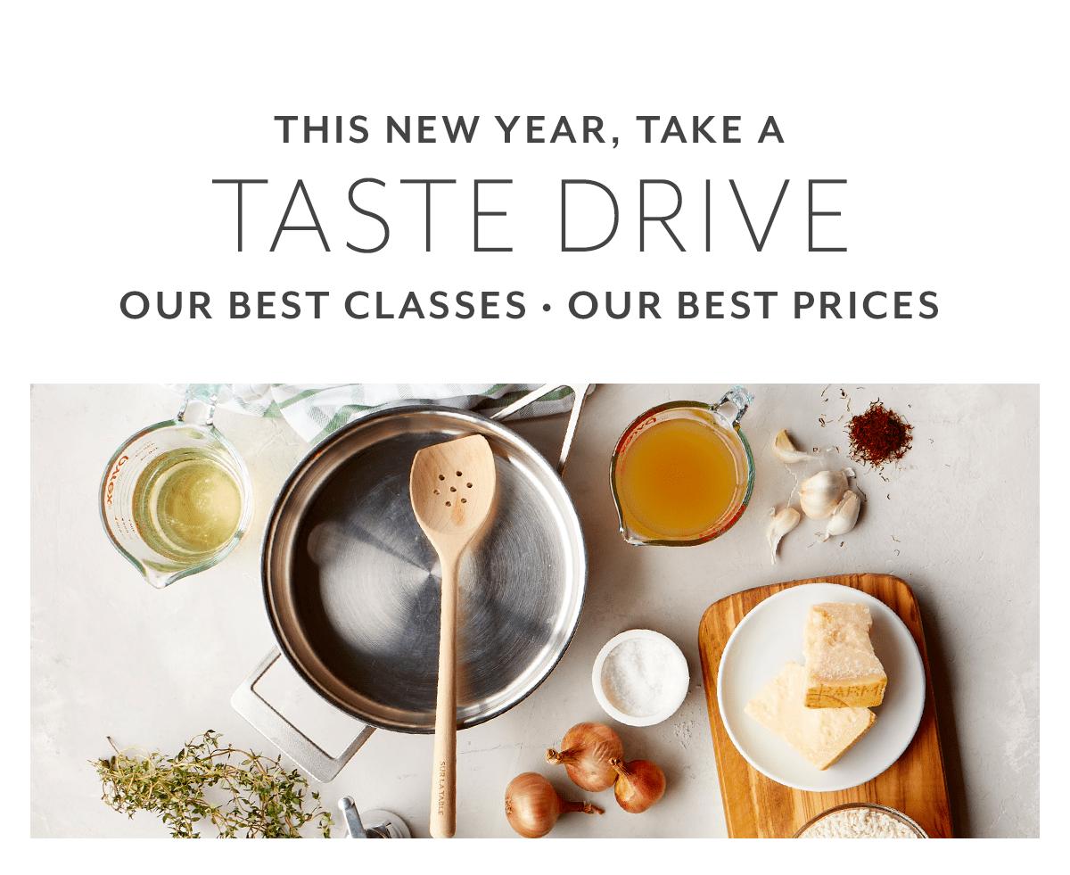 Take a Taste Drive