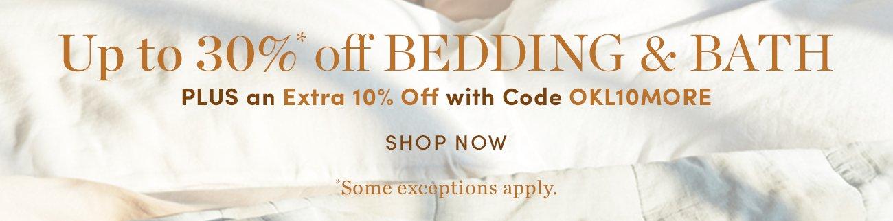 Semi-annual white sale-extra10