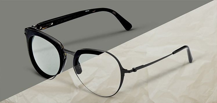 Brioni, Montblanc & More Men's Eyewear