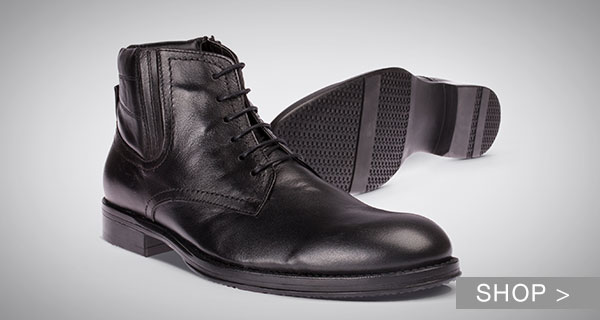 MENS CLASSIC LEATHER SHOES