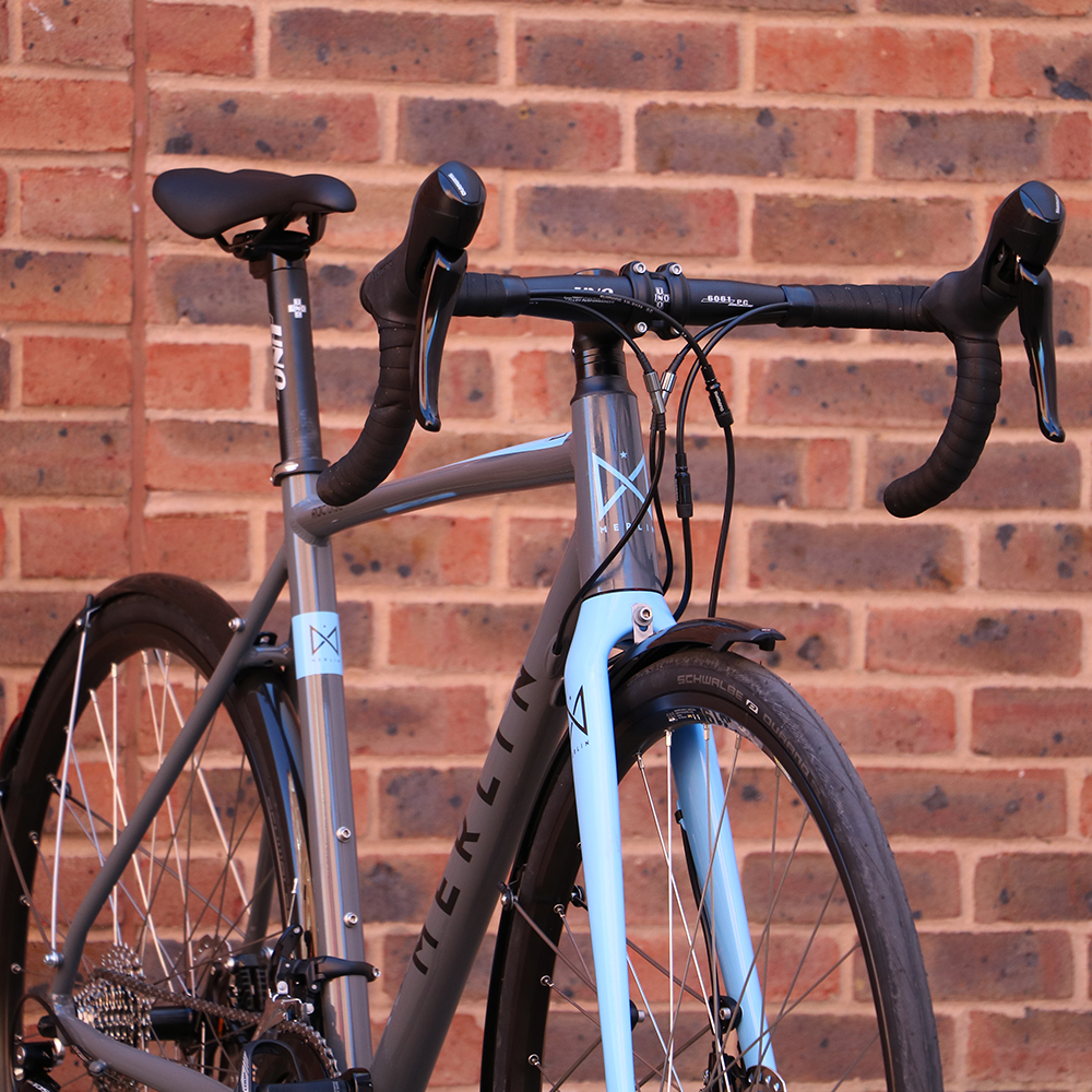 c55791699f6 Merlin Cycles: FEATURE PRODUCT - The Merlin ROC Disc Road Bike   Milled