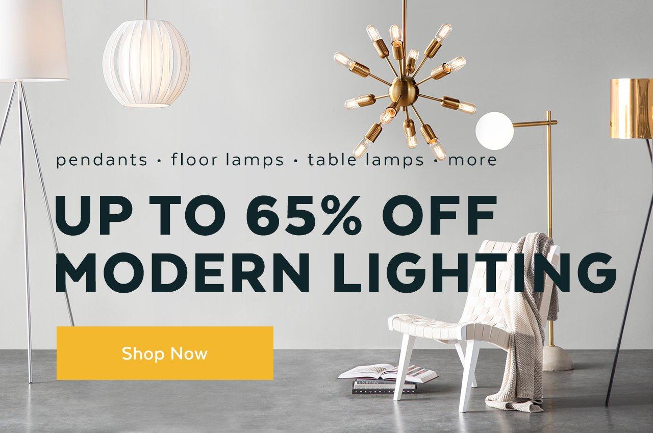 January Lighting Sale