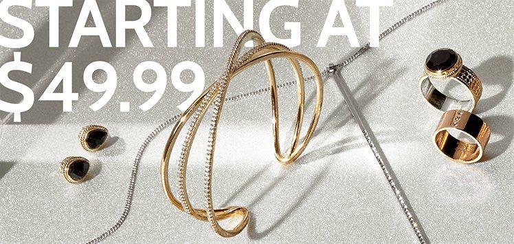Luxe Jewelry Staples