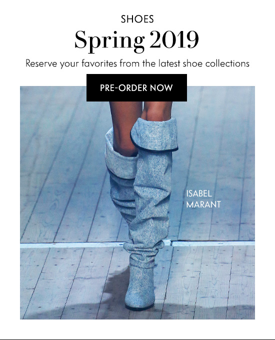 Pre-Order Shoes